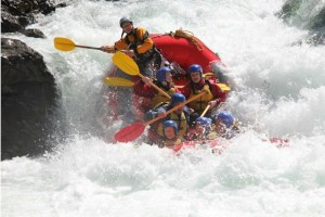 White Water Rafting Rangitikei Ngaruroro New Zealand