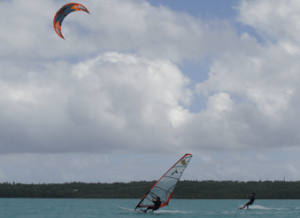 Kite Surfing Wind Surfing New Zealand