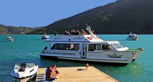 Mail Boat Cruises Marlborough Sounds New Zealand